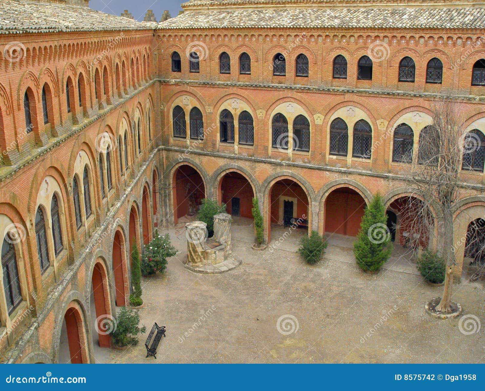 Kasteel van Belmonte, Cuenca, Spanje