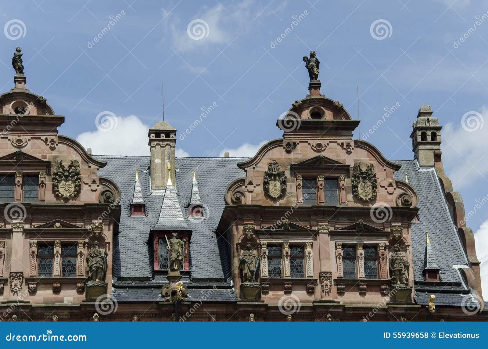 Kasteel van Heidelberg (Heidelberger Schloss)