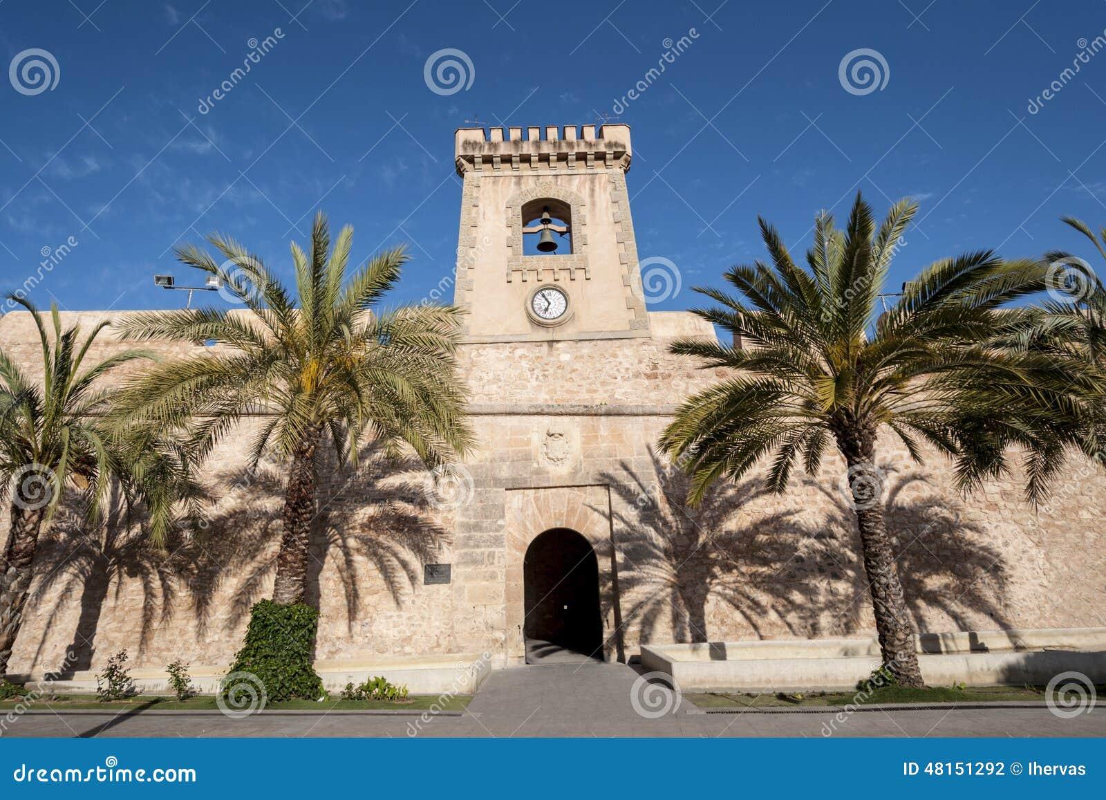 Kasteel van Santa Pola