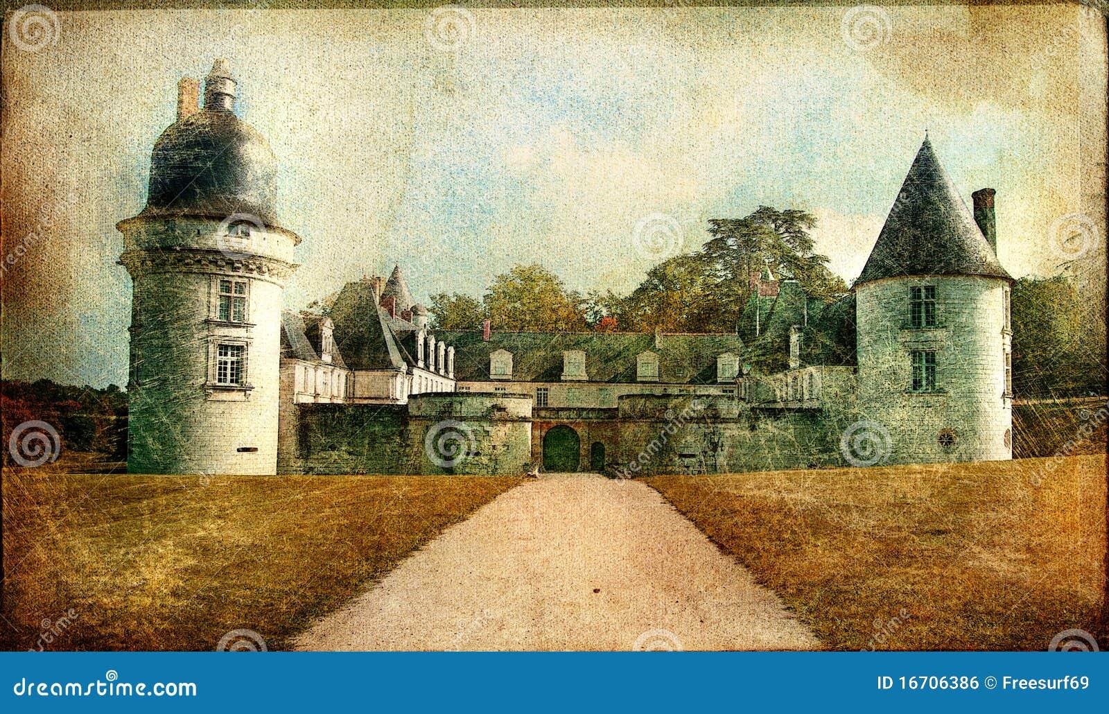 Kastelen van de vallei van de Loire