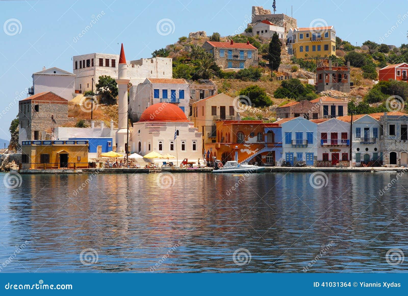 Kastellorizo-Megisti Grecia