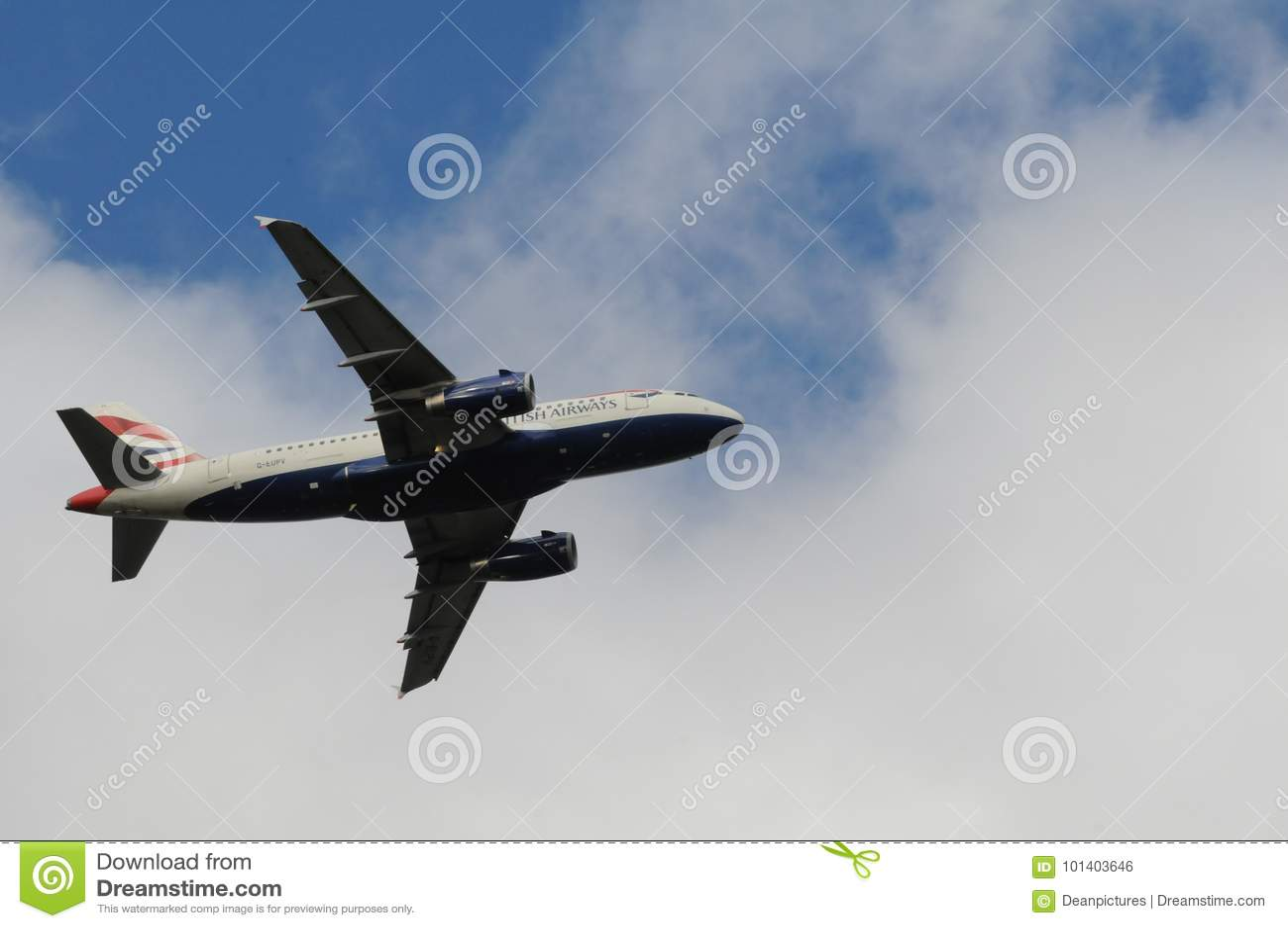 british airways danmark