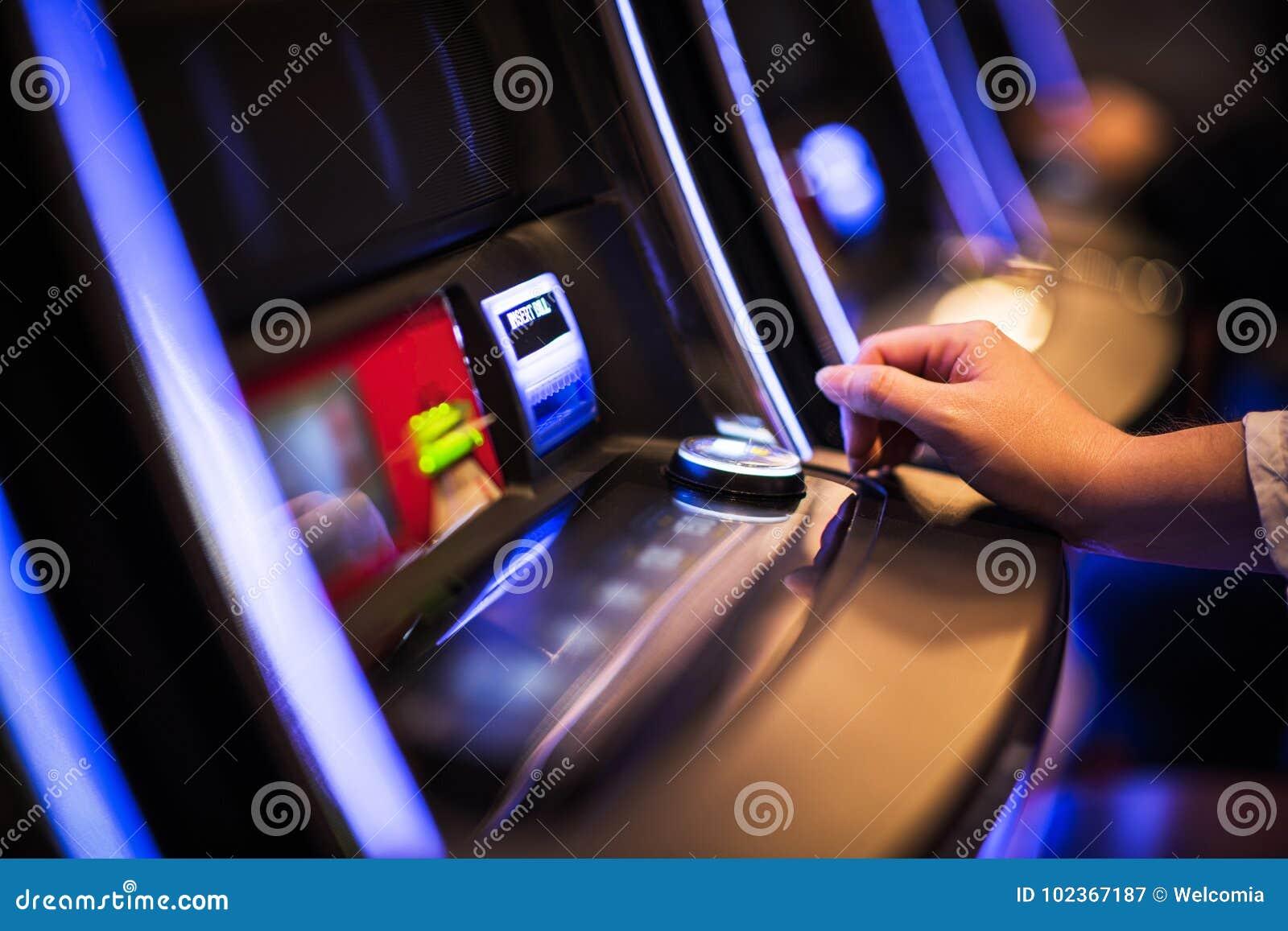 Kasynowe automat do gier gry