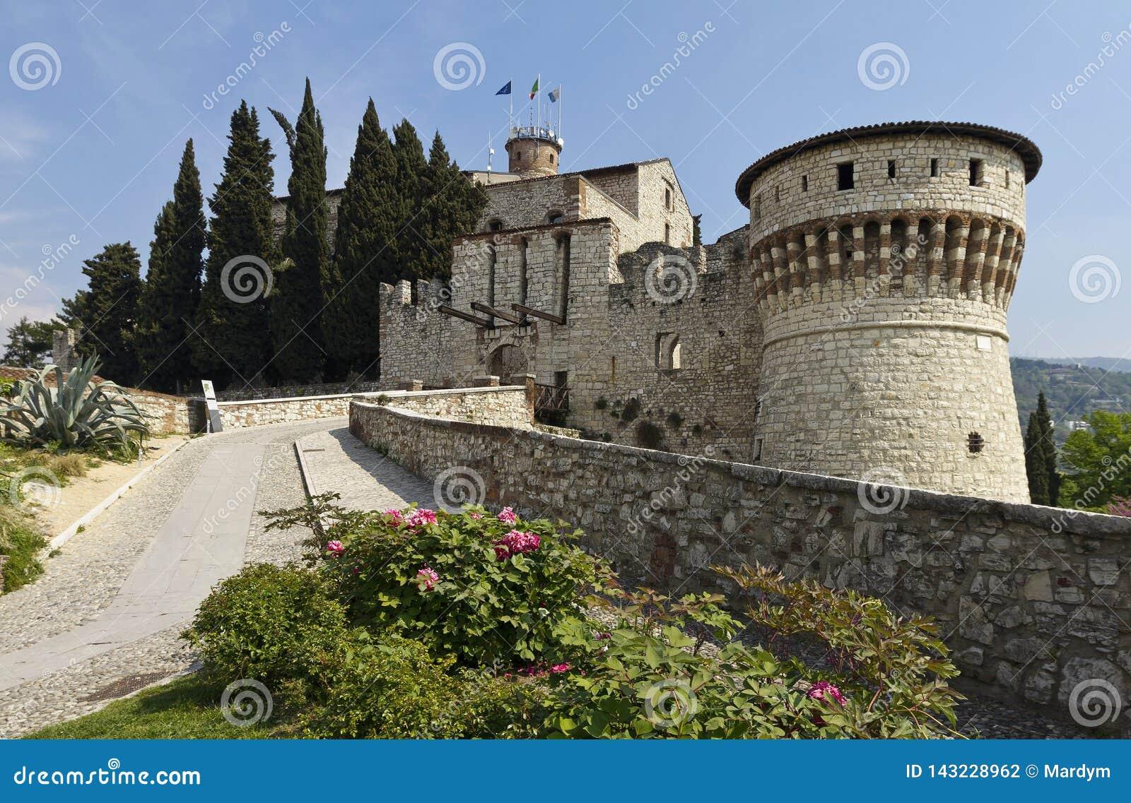 Kasztel Brescia