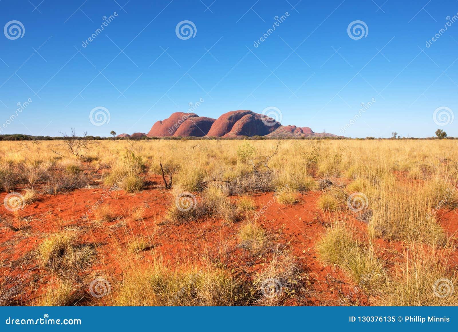 Kata Tjuta Olgas, Noordelijk Grondgebied, Australië
