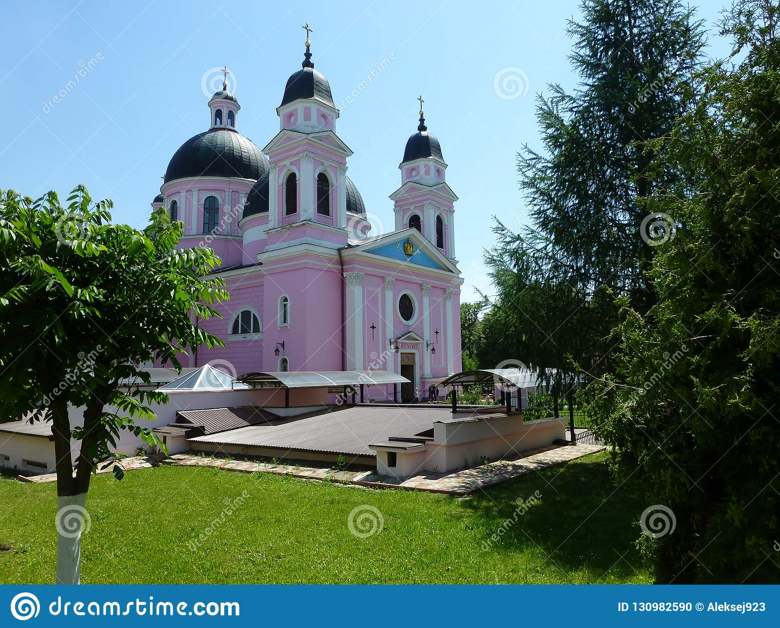 Katedra Święty duch w Chernivtsi