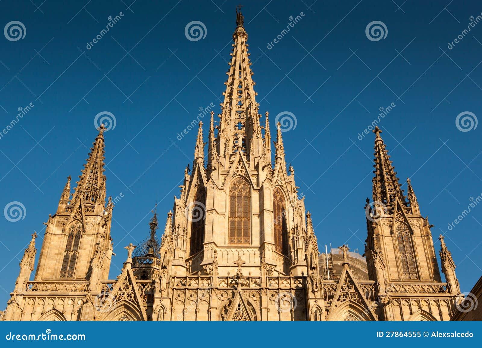 Katedra Barcelona Katedra