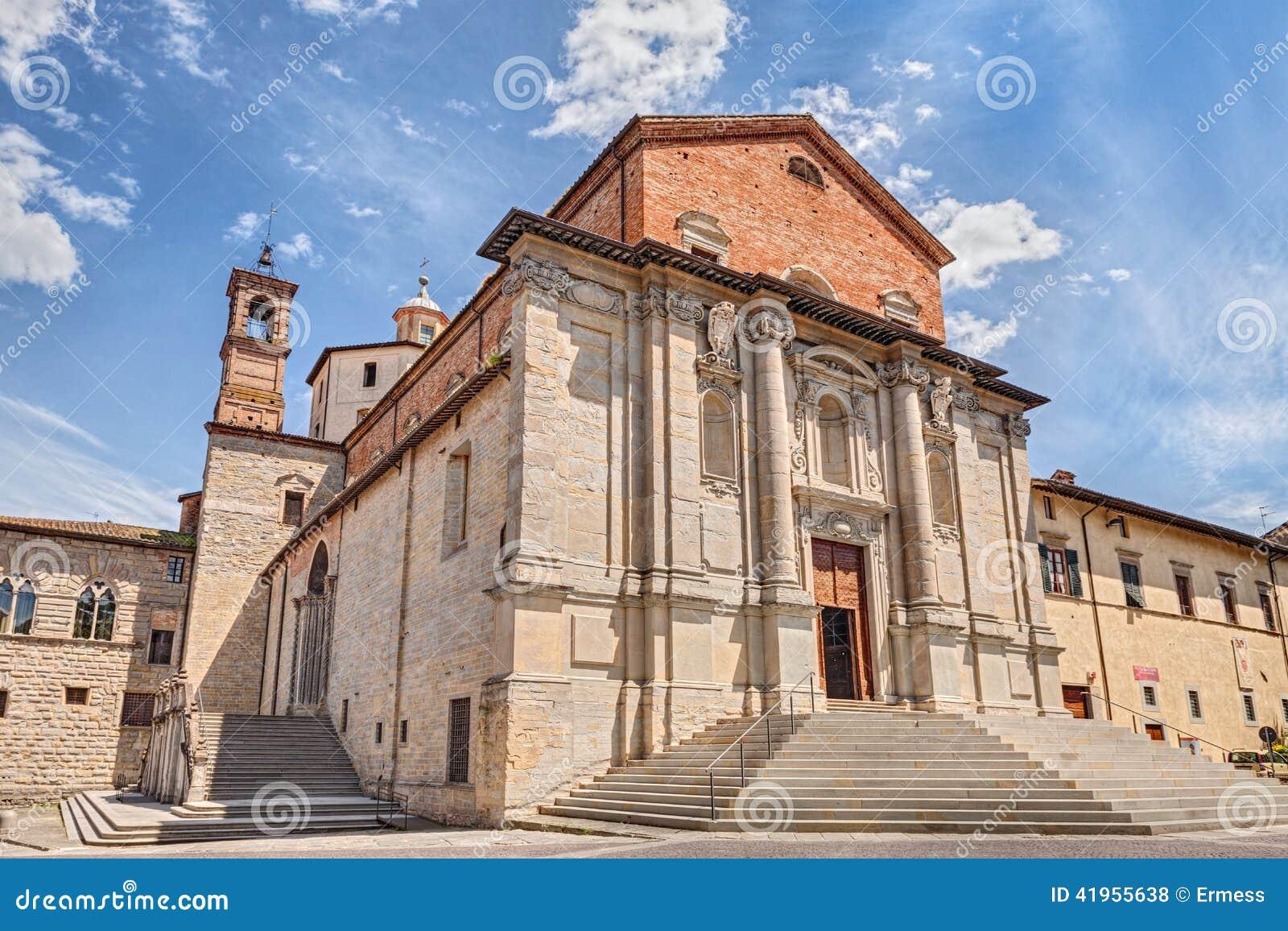 Katedra cittàDi Castello, Perugia, Umbria, Włochy