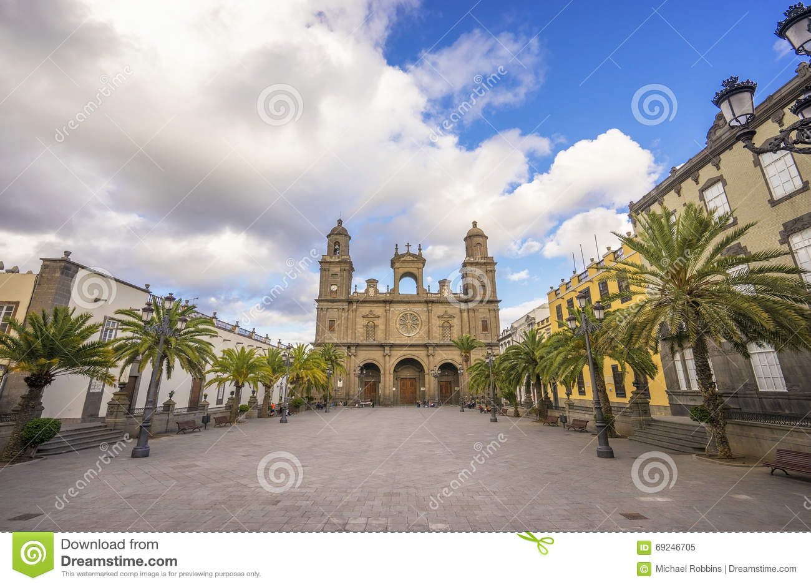 Katedra las palmas De Gran Canaria