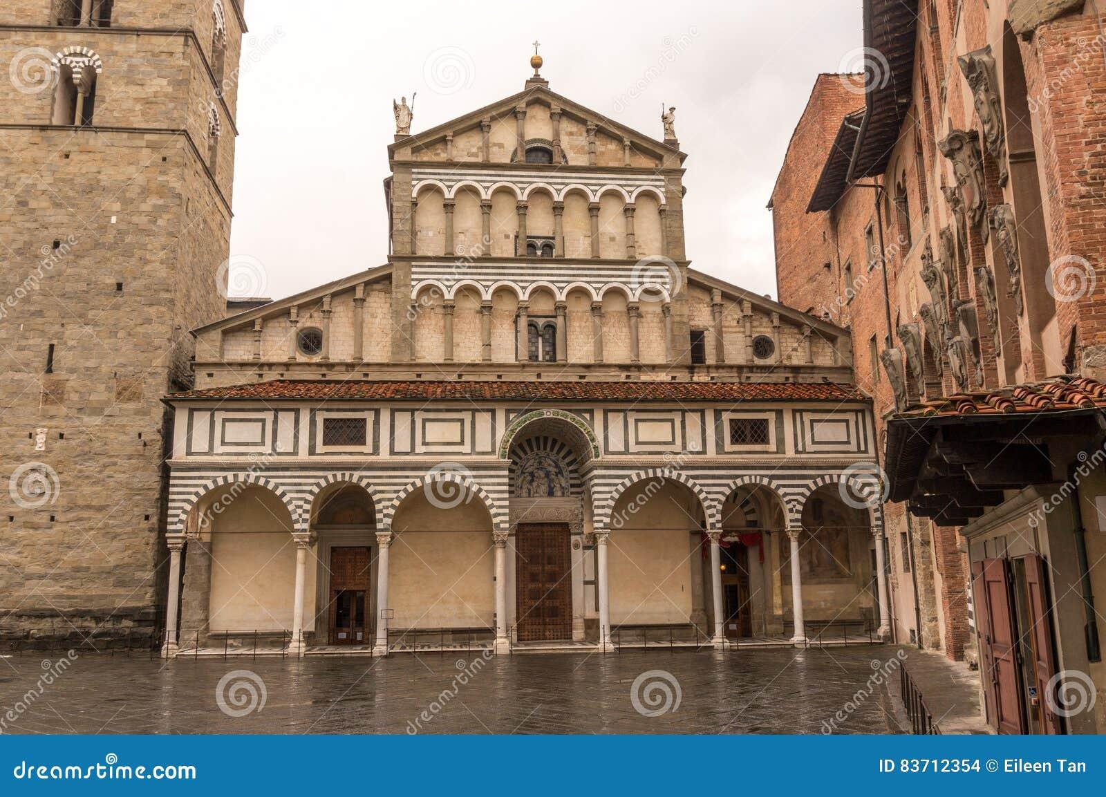 Katedra w Pistoia, Włochy