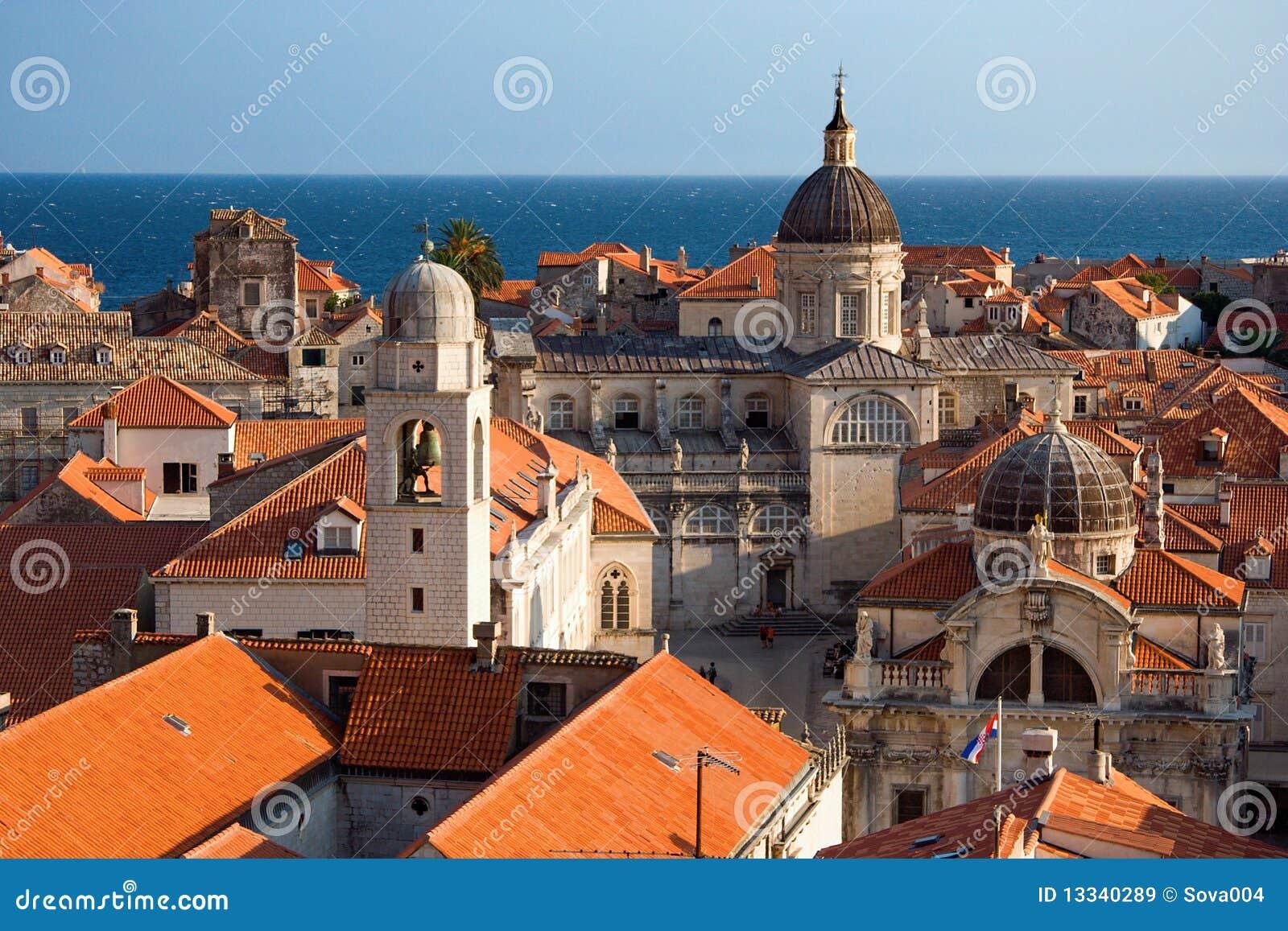 Katedra widzieć ściany