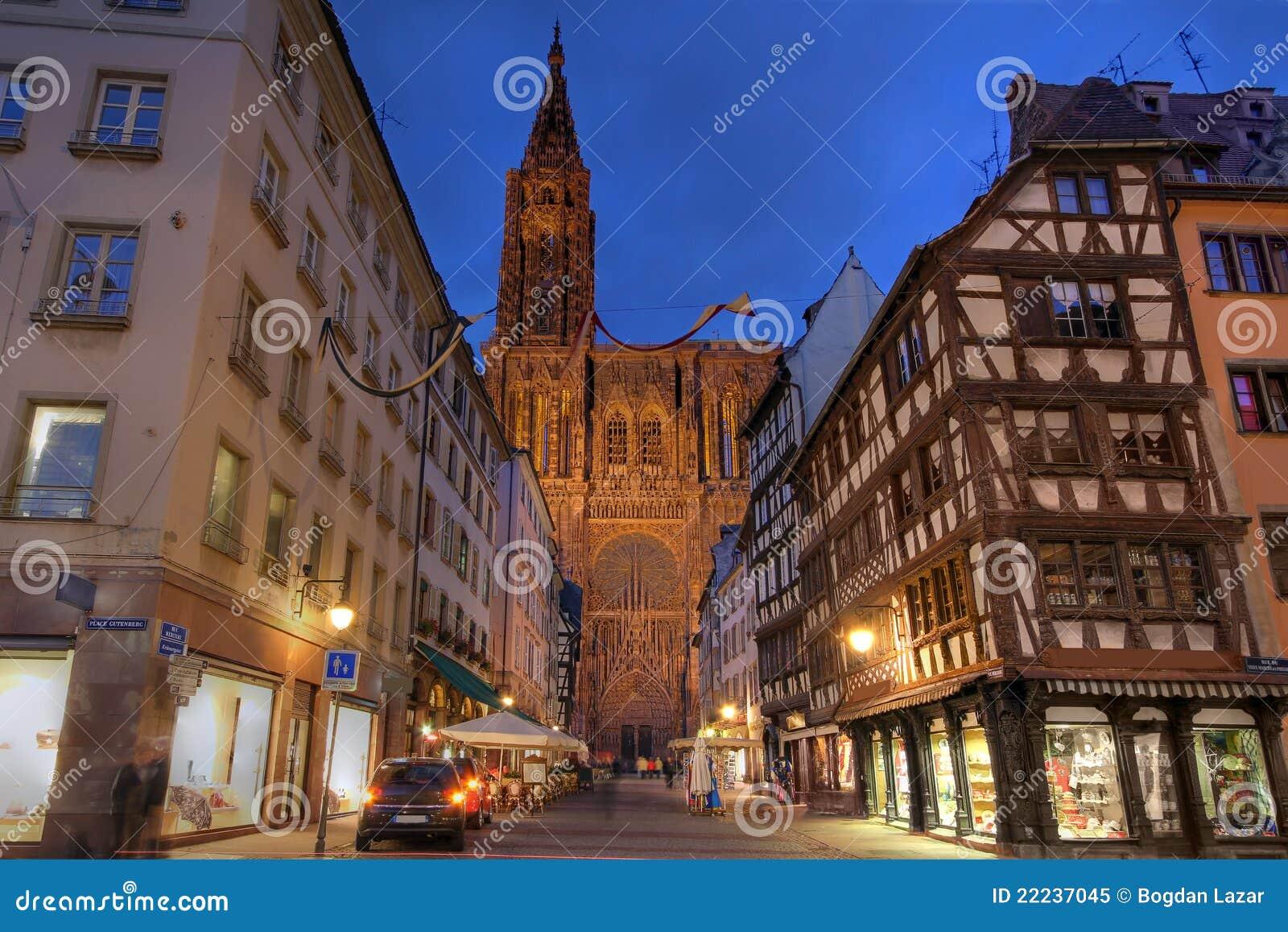 Katedralny France Strasbourg