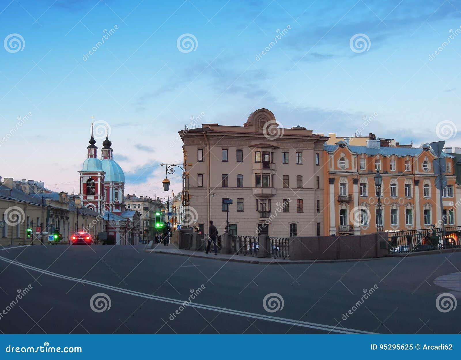 Katedralny Isaac cupola Petersburg Rosji jest święty st