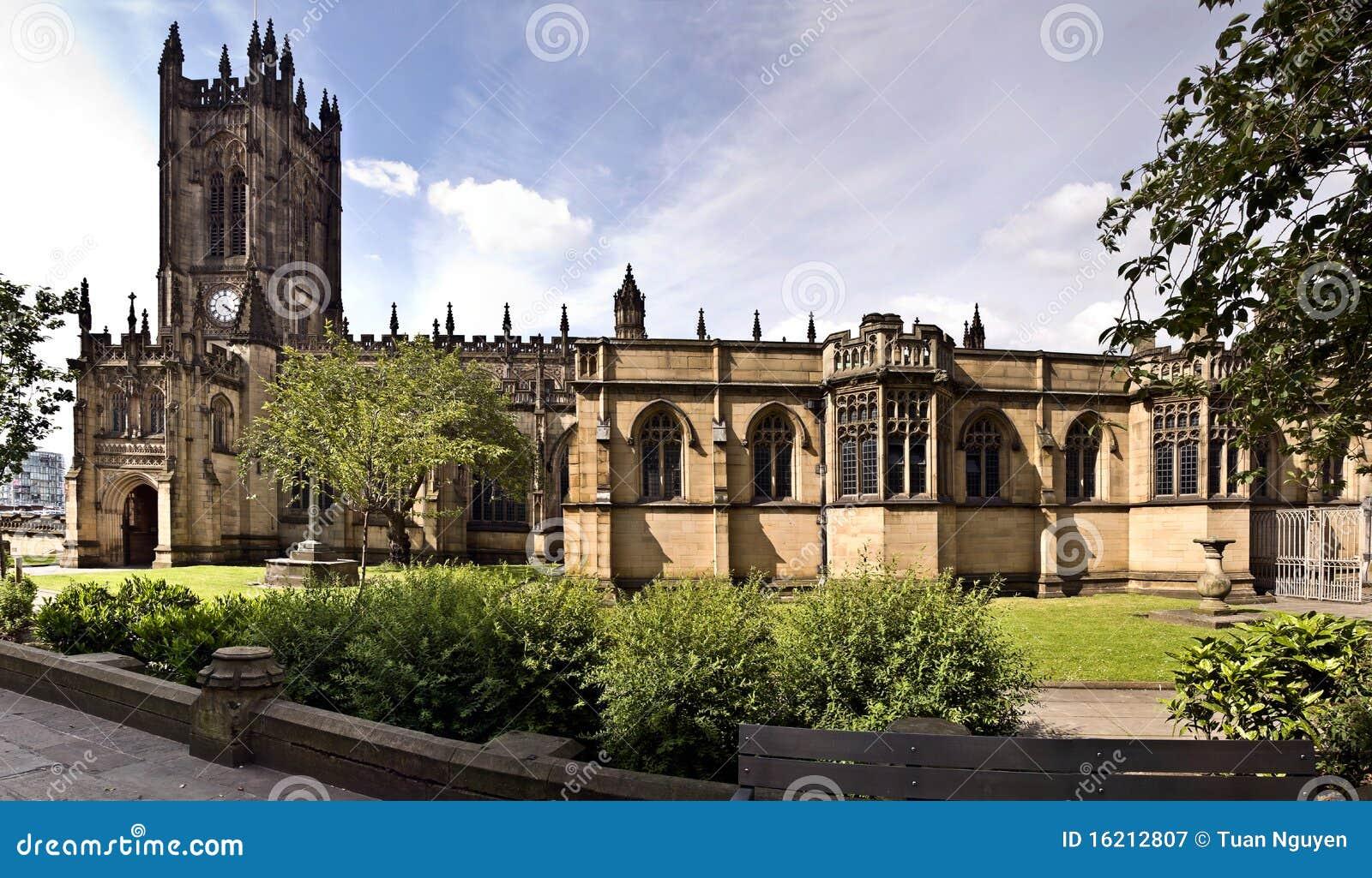 Katedralny Manchester