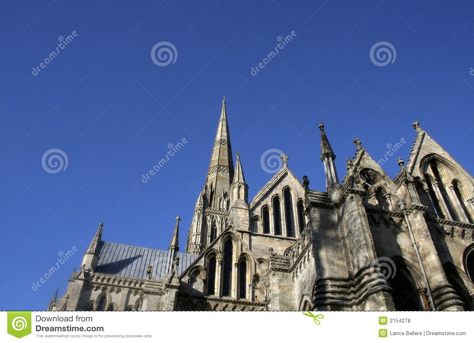 Katedralny nieba te miejsca