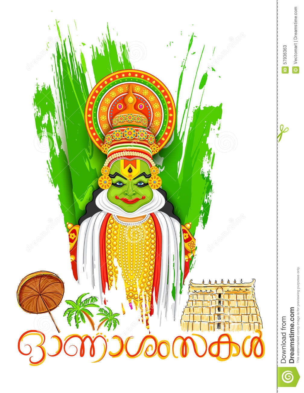 kathakali cartoons pictures illustrations - photo #9