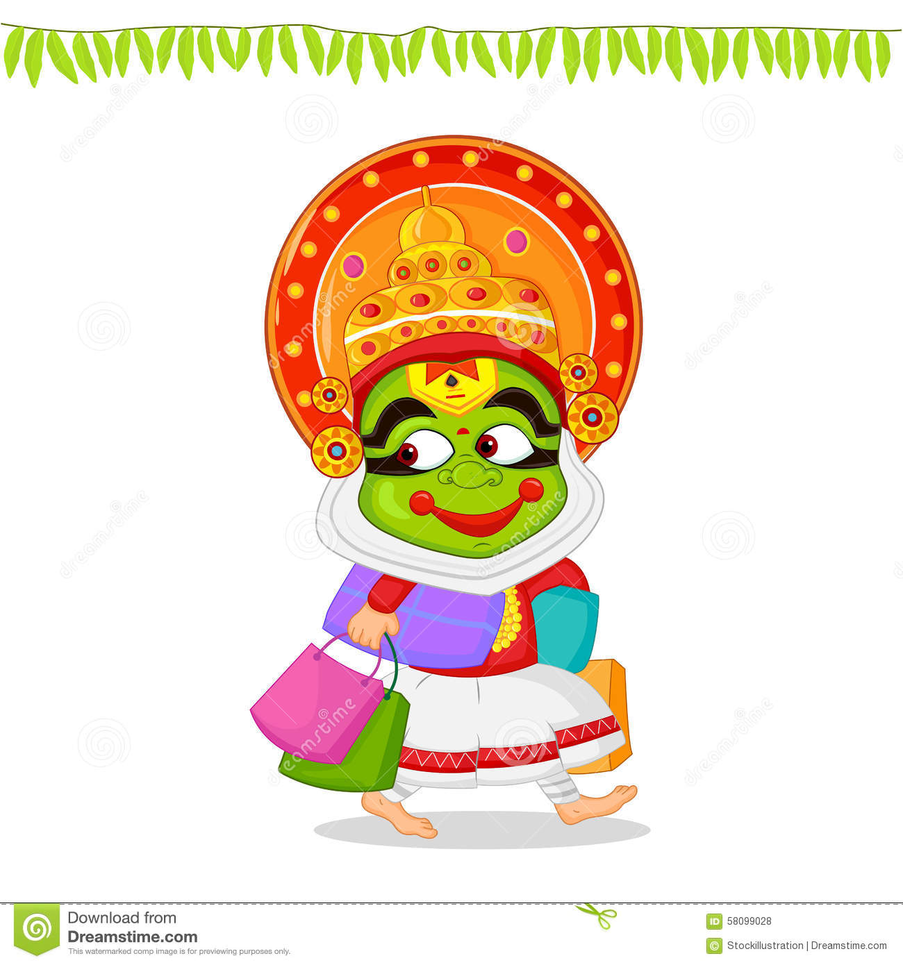 kathakali cartoons pictures illustrations - photo #16