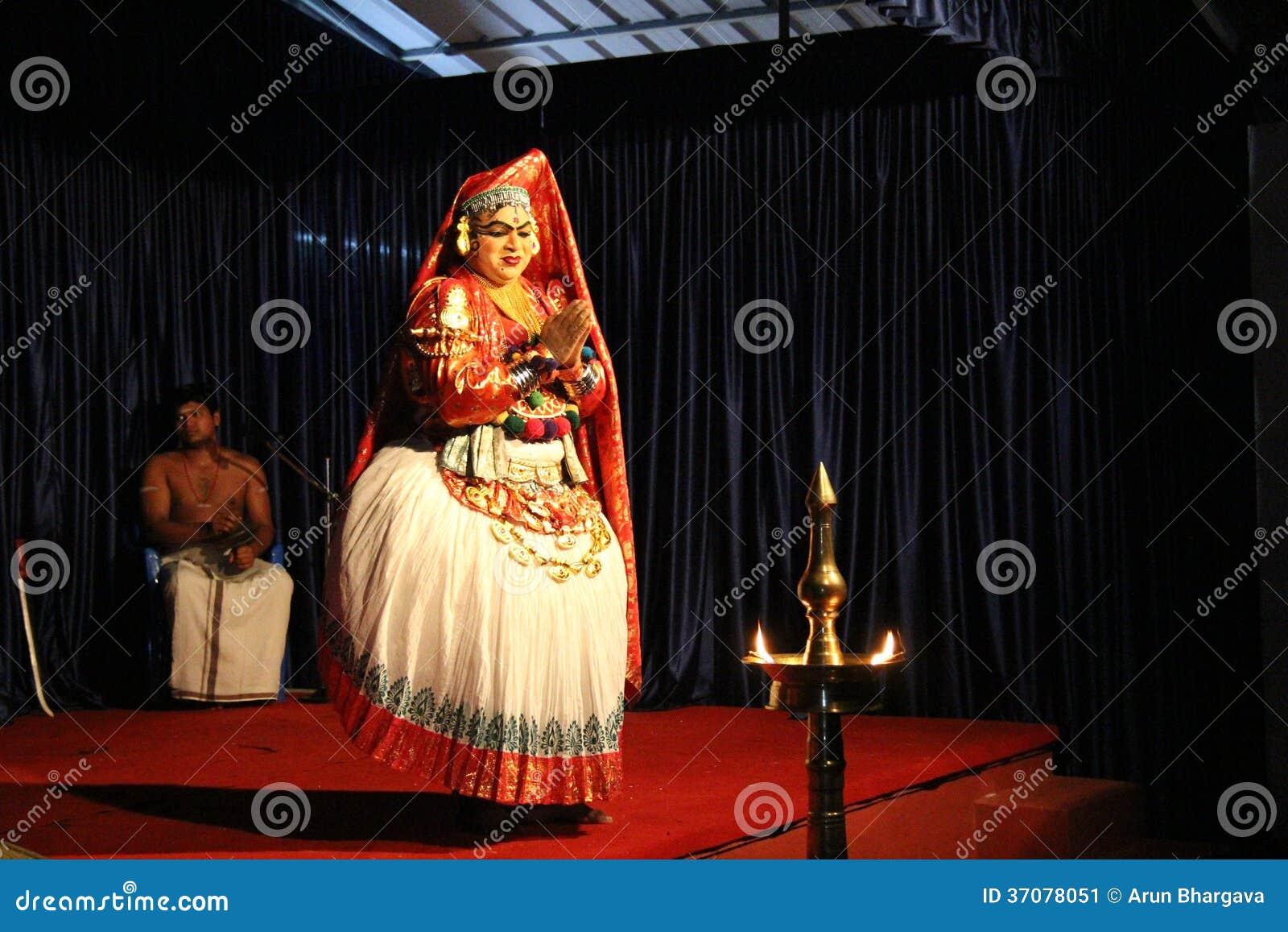 Download Kathakali Dander zdjęcie editorial. Obraz złożonej z legenda - 37078051