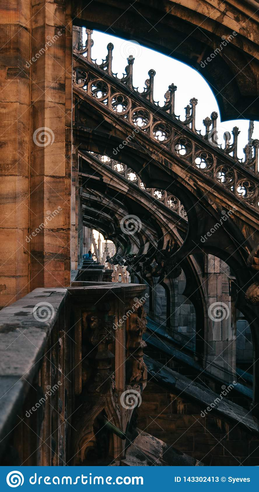 Kathedraal Duomo van Milaan