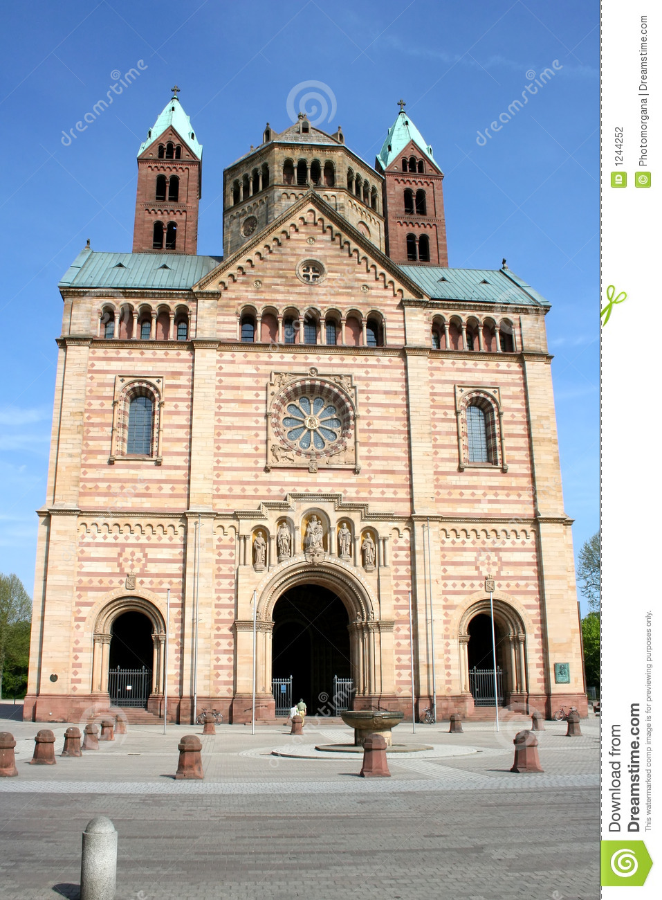 Kathedraal in Speyer