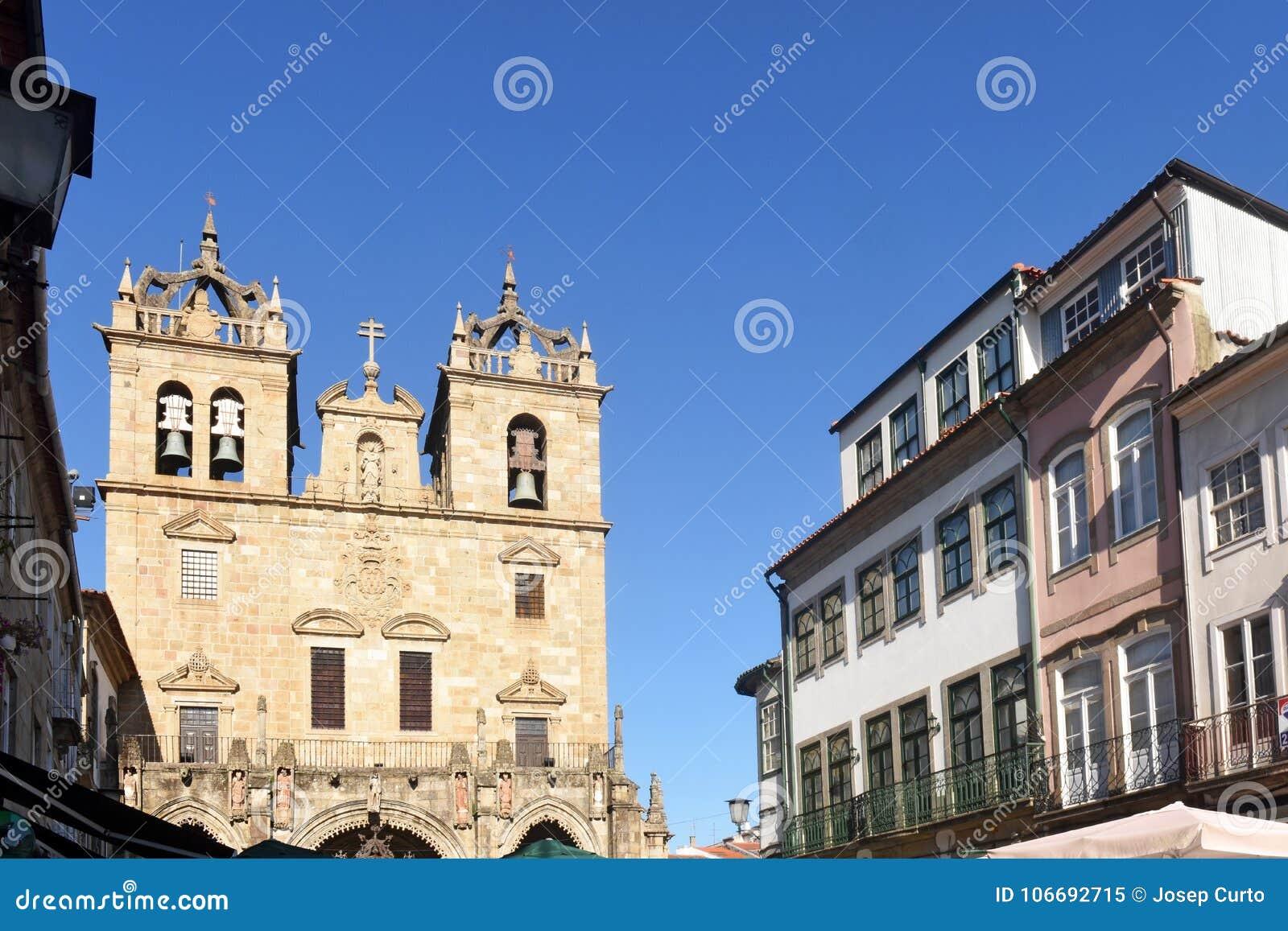 Kathedraal van Braga, Portugal
