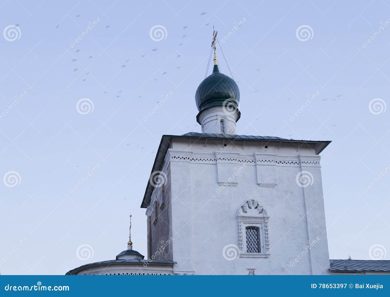 Kathedraal van Christus de redder in Irkoetsk, Russische federatie
