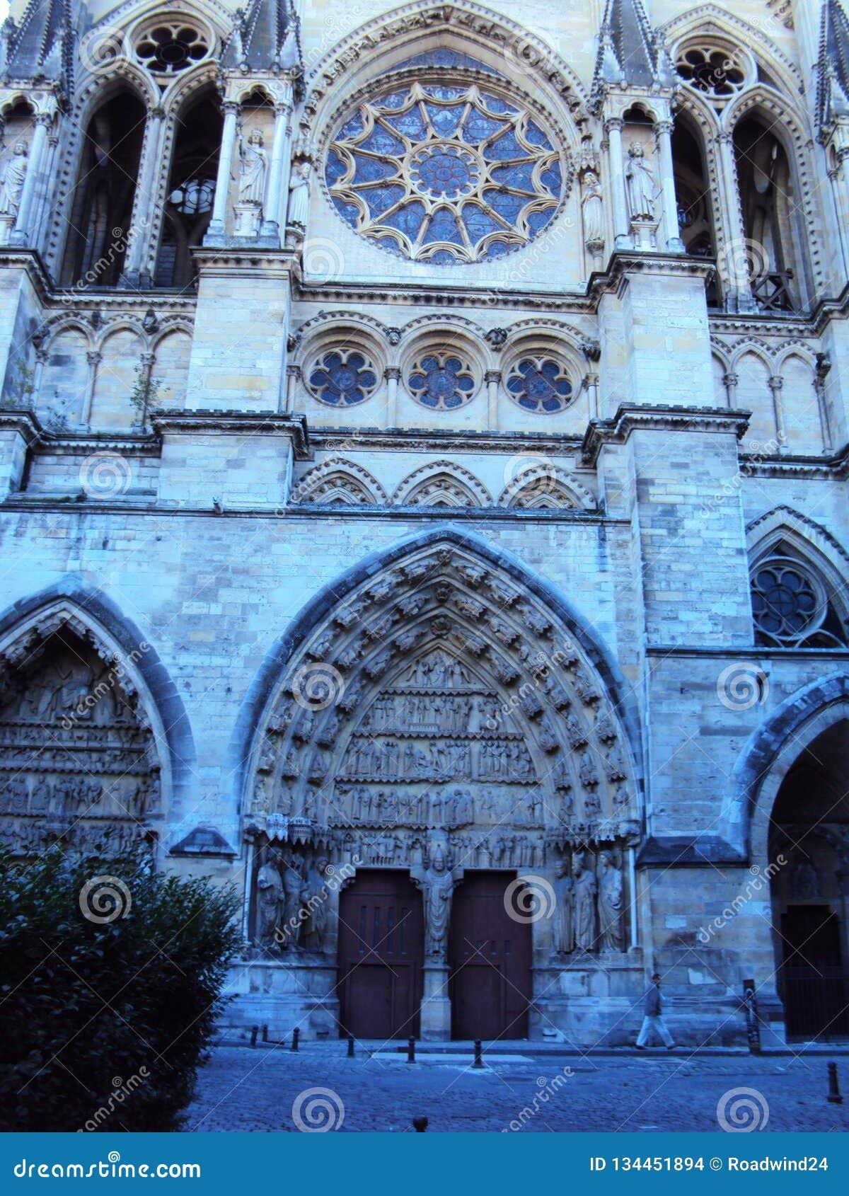 Kathedraal van Onze Dame van Reims, Notre Dame