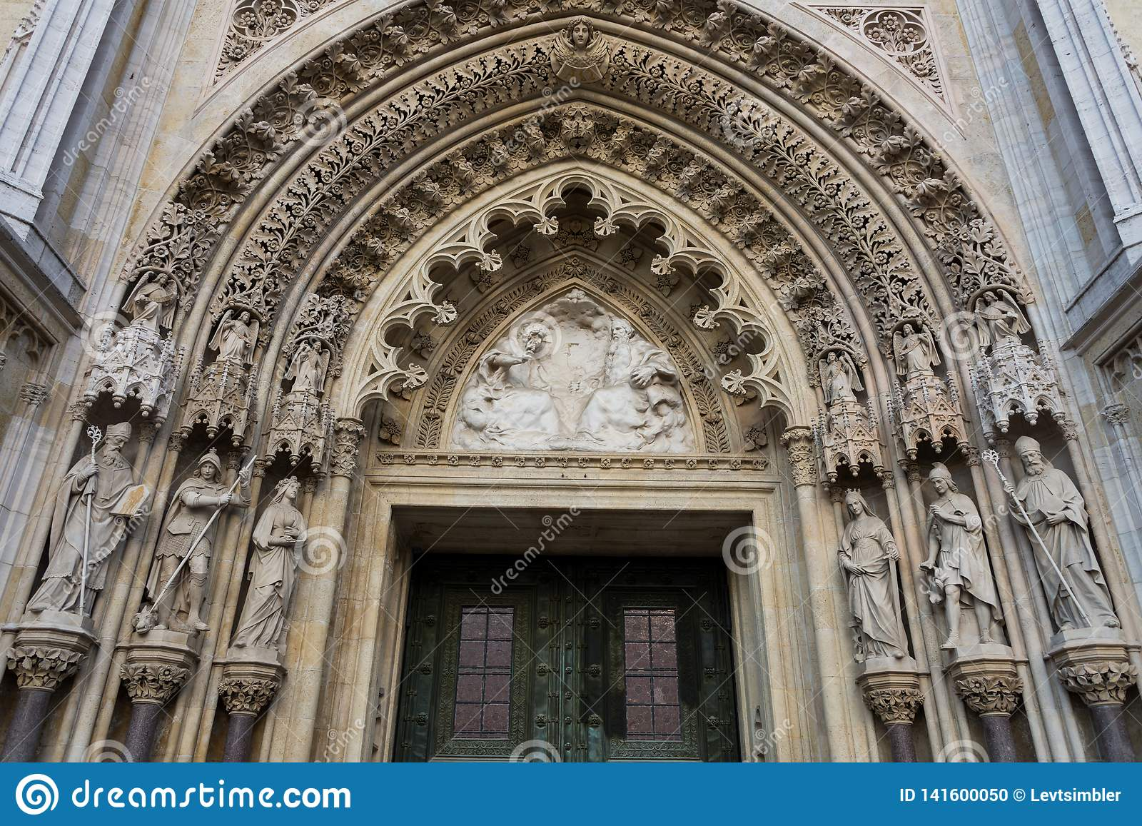 Kathedraal van Zagreb, Kroatië