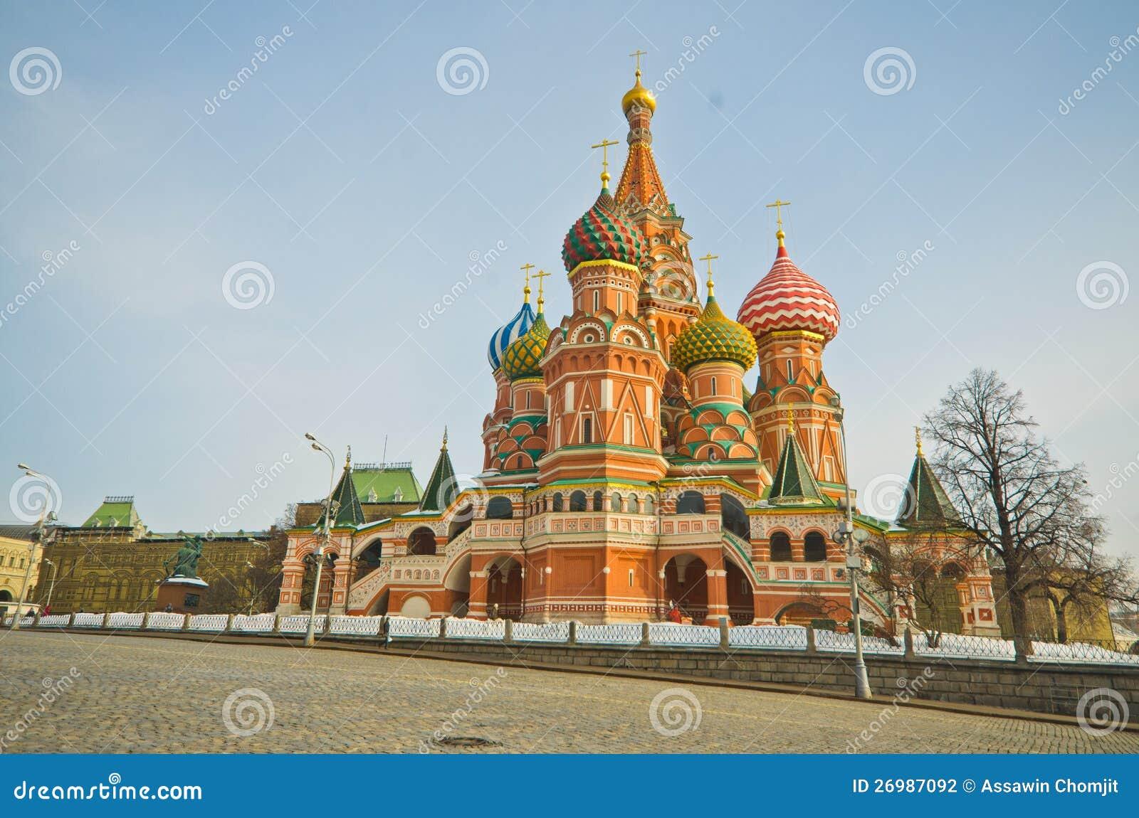 Kathedrale des Heilig-Basilikums, Russland