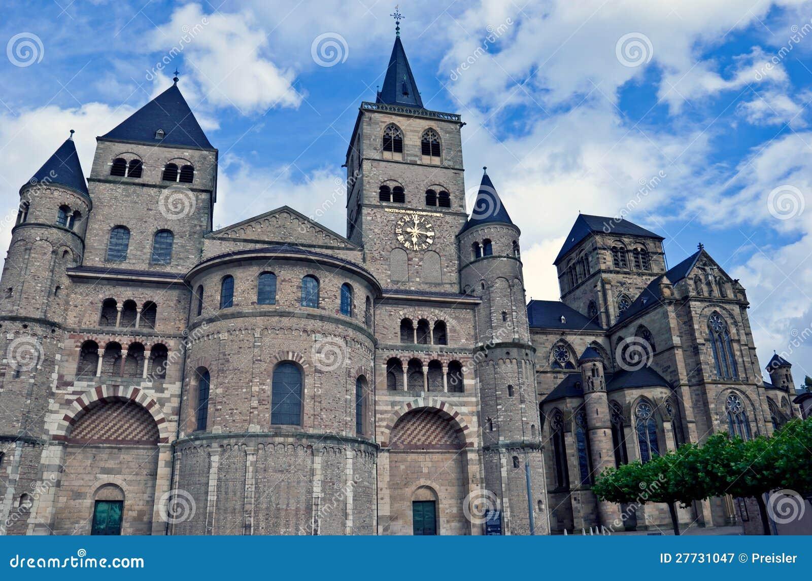 Kathedrale des Heiligen Peter, Trier