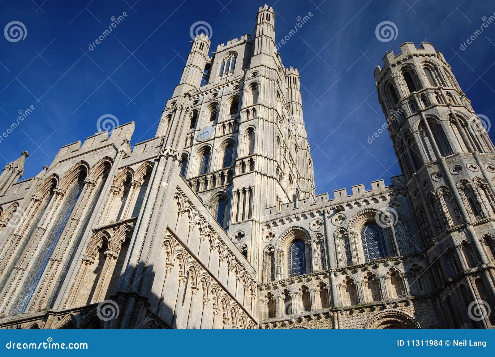 Kathedrale-Kirche Ely, England