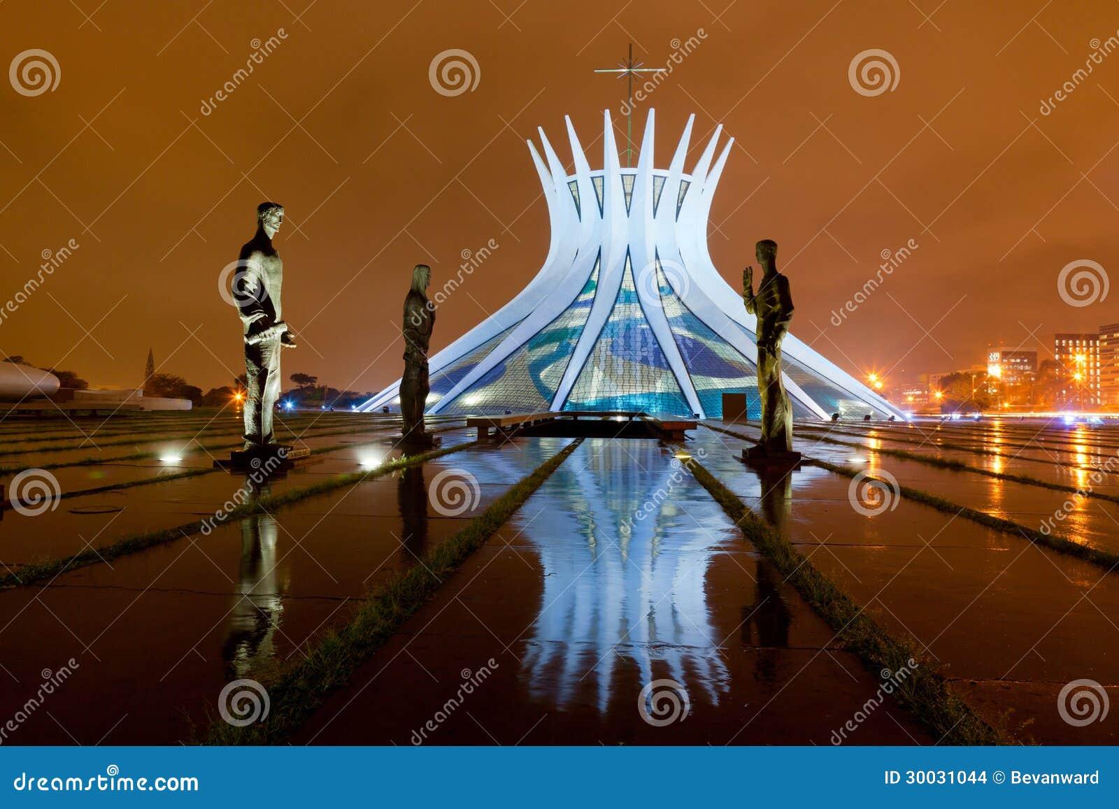 Brasilien-Kathedrale