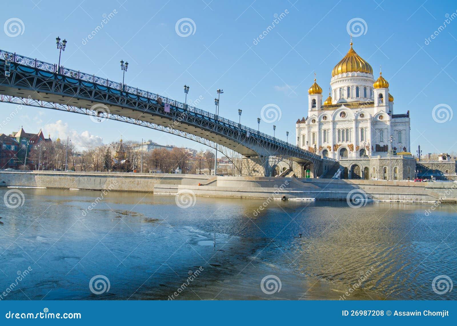 Kathedrale von Christ der Retter, Moskau