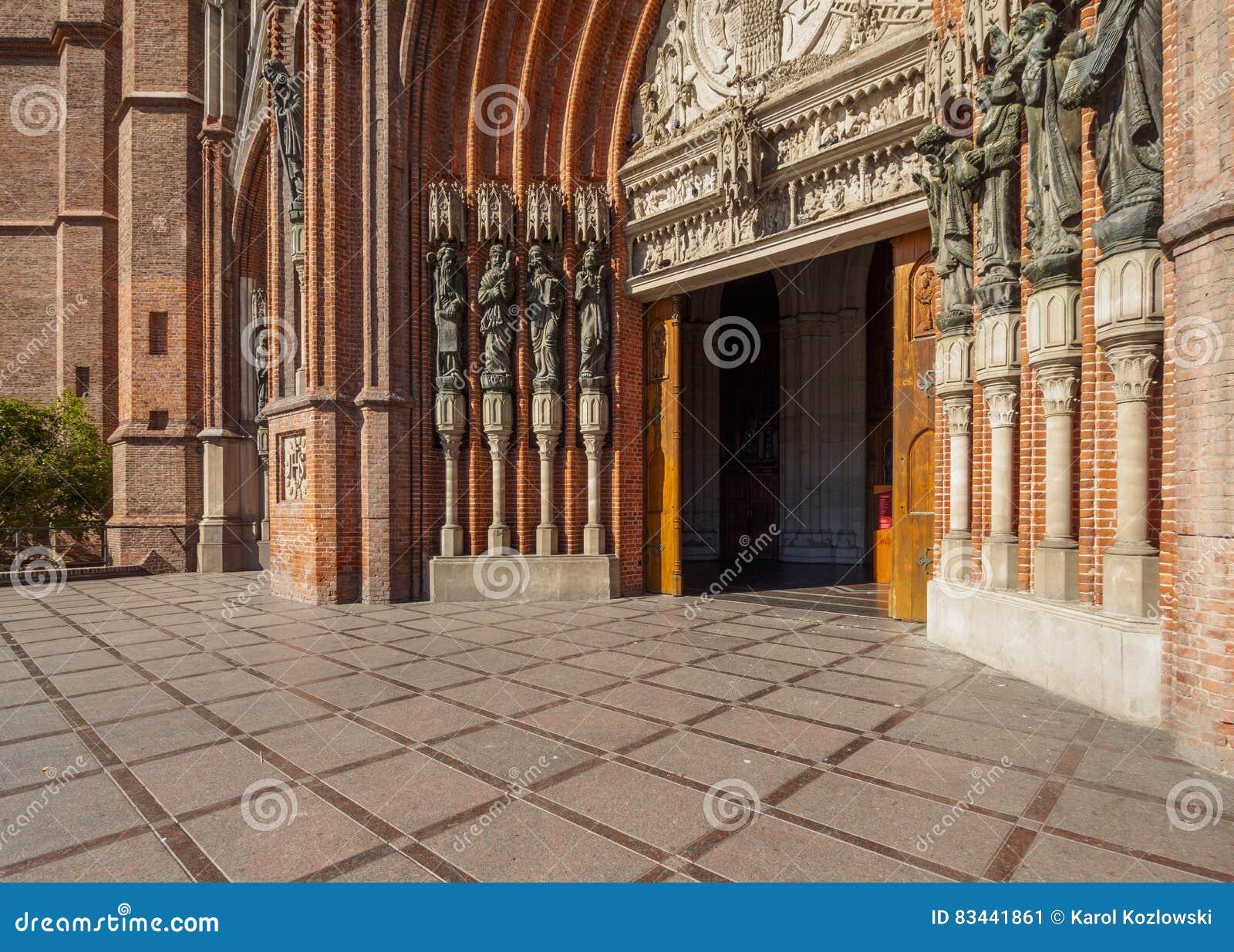 Kathedrale von La Plata, Argentinien