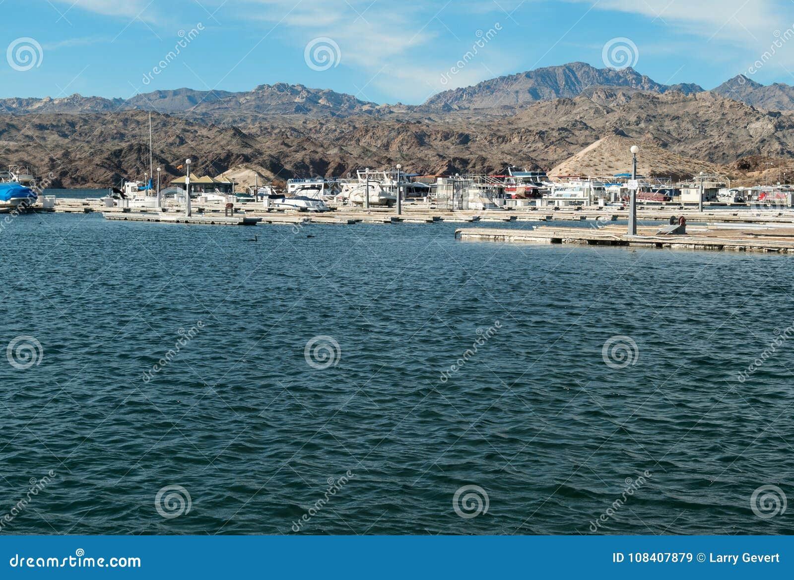 Katherine Landing Marina, See Mohave