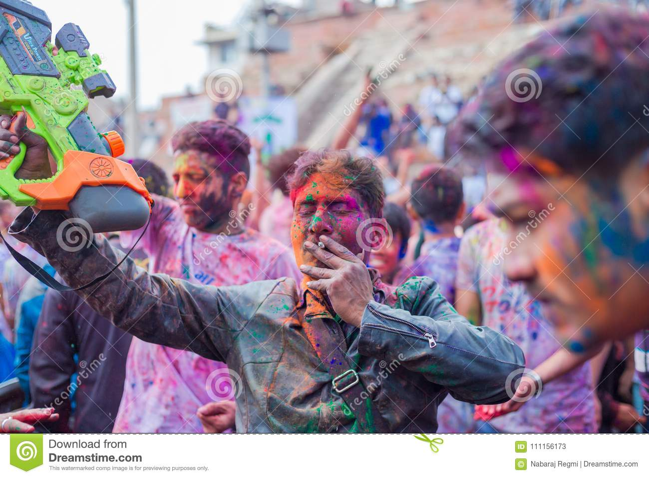 Holi 2013— festival of spring and bright colors 24Warez.Ru 49