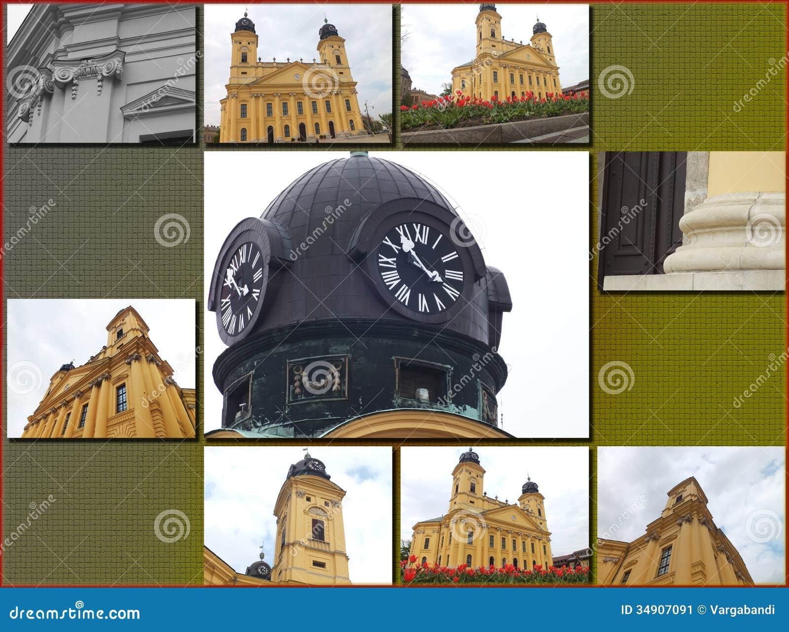 Katholiek klooster, Debrecen, Hongarije