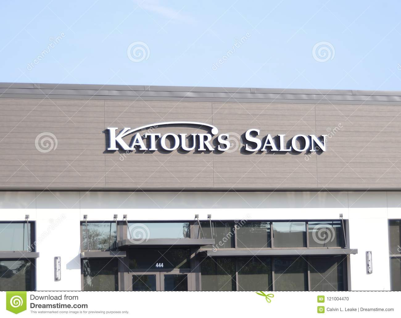 Katours Salon Fort Worth Texas Editorial Image Image Of Flora
