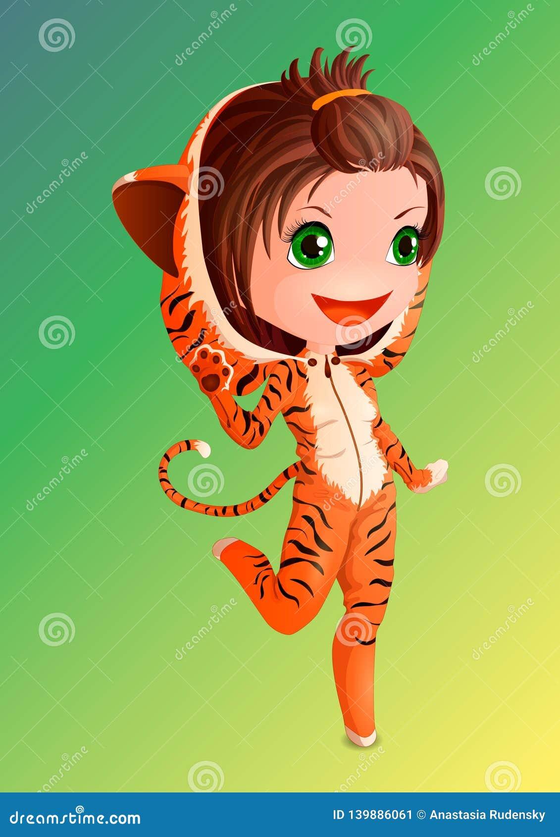 Kattunge-tiger