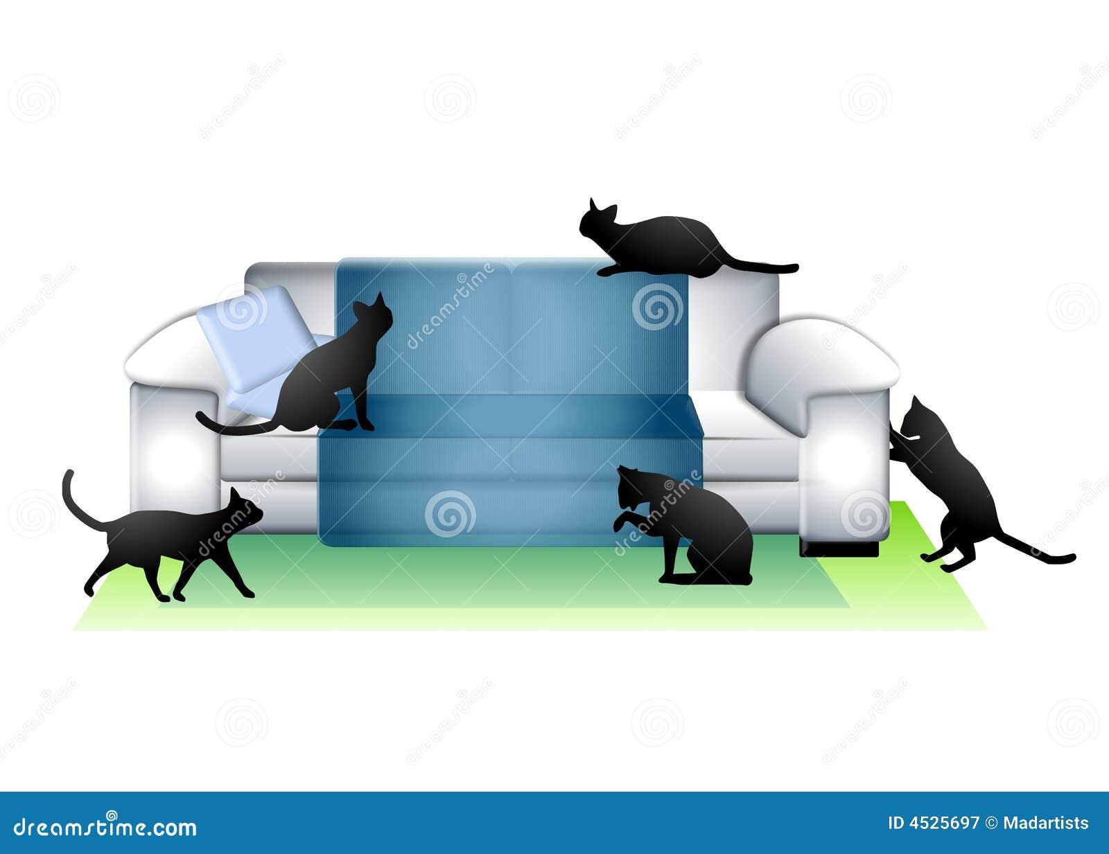 Kattvillatomter