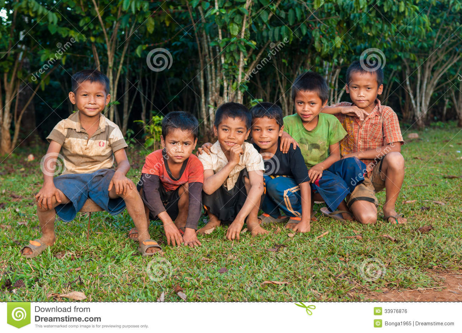Ethnic boys