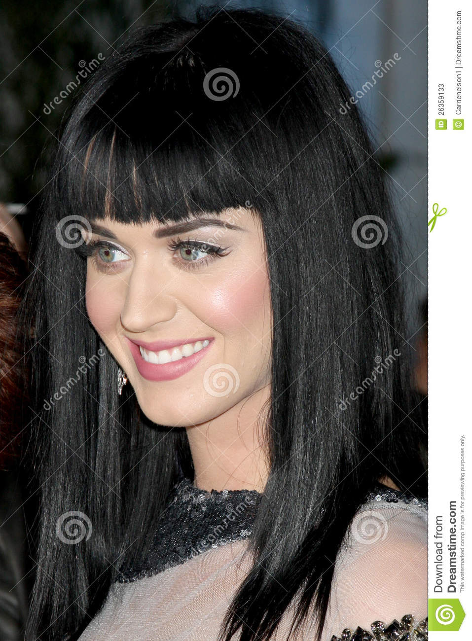 Katy Perry, Katie Perry