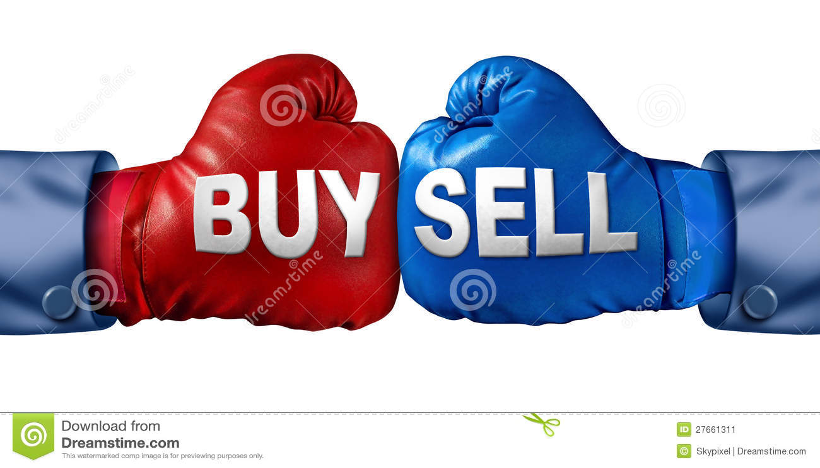 Kauf oder Verkauf