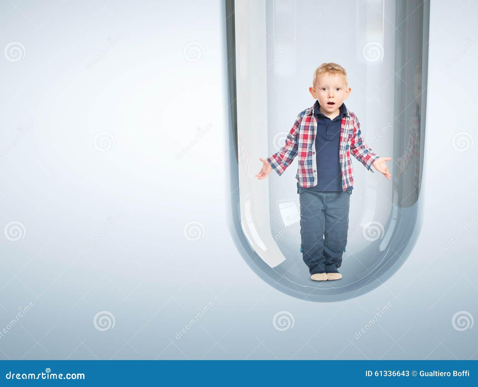 Reagenzglas Baby