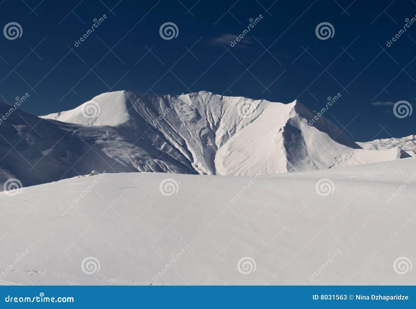 Kaukasus-Berge