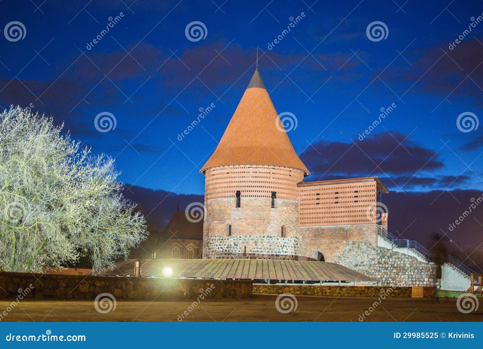 Kaunas kasztel