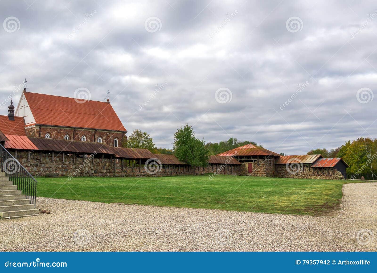 Kaunas stary kasztel, Lithuania