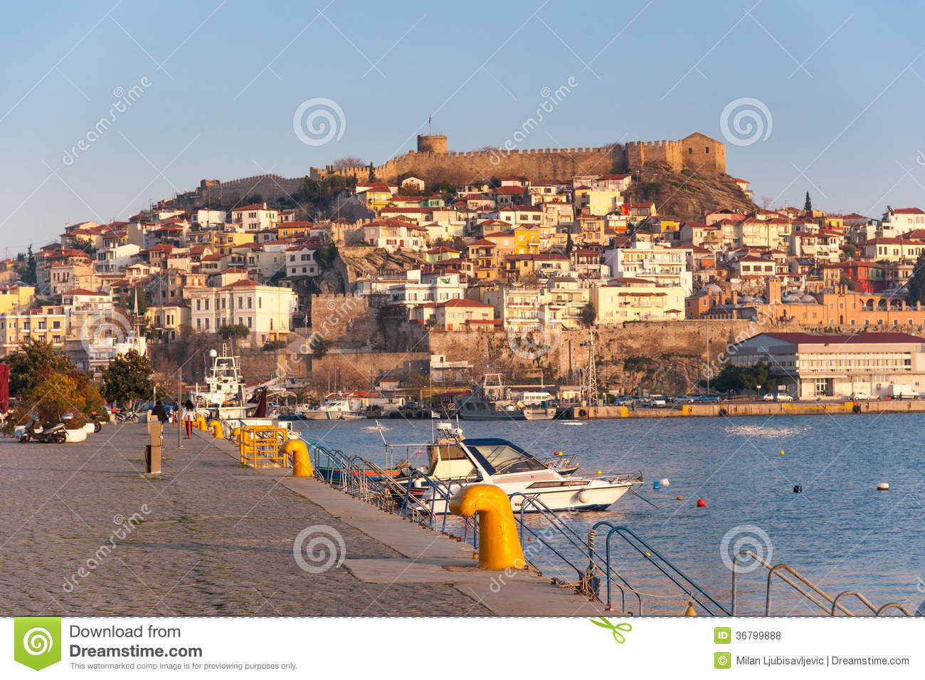 Kavala Town Fortress