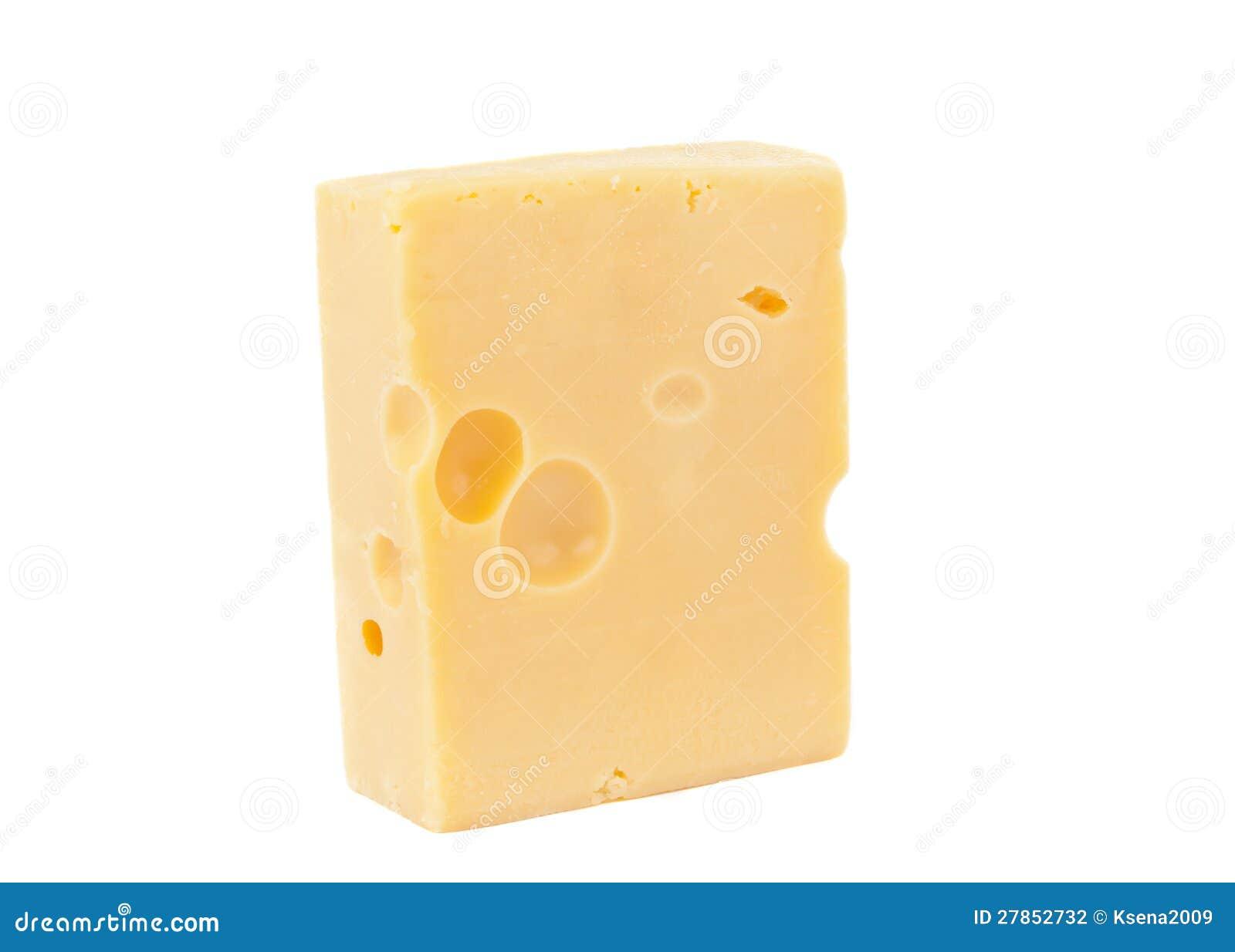 Kawałek Maasdam ser