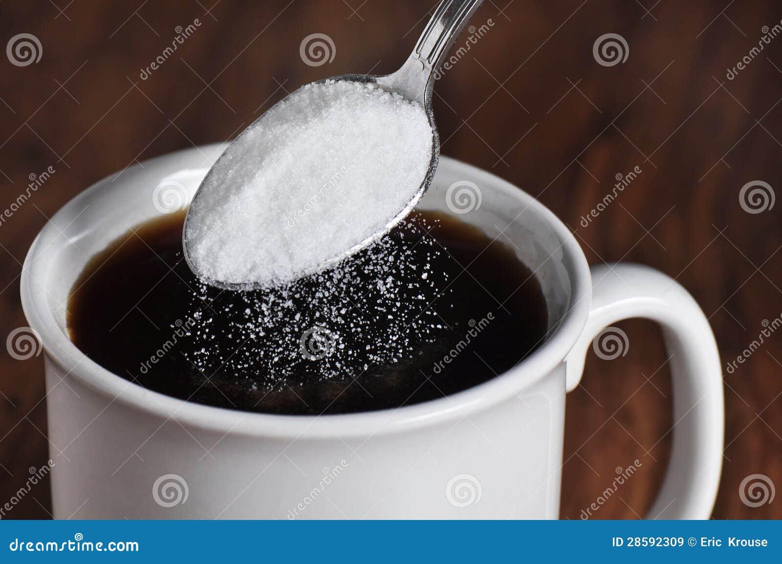 Kawa i cukier